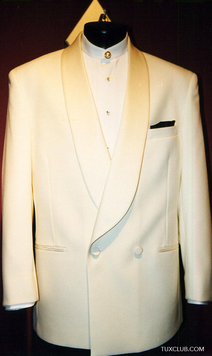 white tie shirt studs