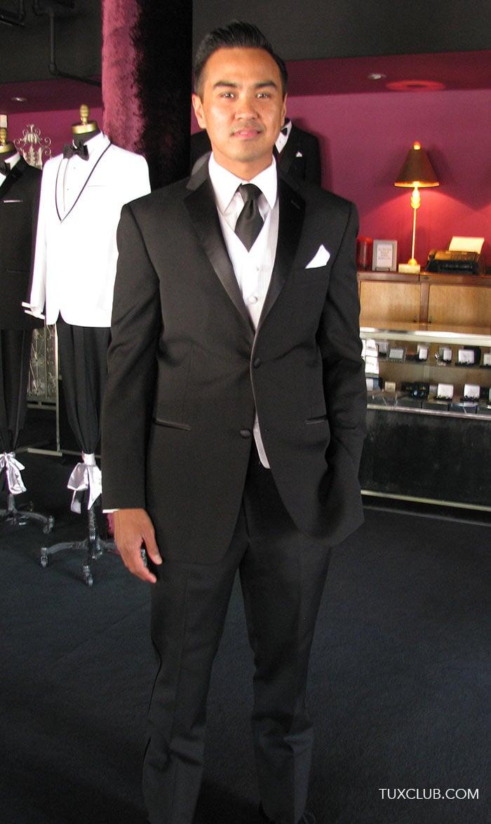 san diego wedding tuxedo