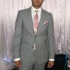 Gray Wedding Suit