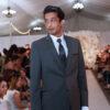 Michael Kors Slim Fit Charcoal Suit
