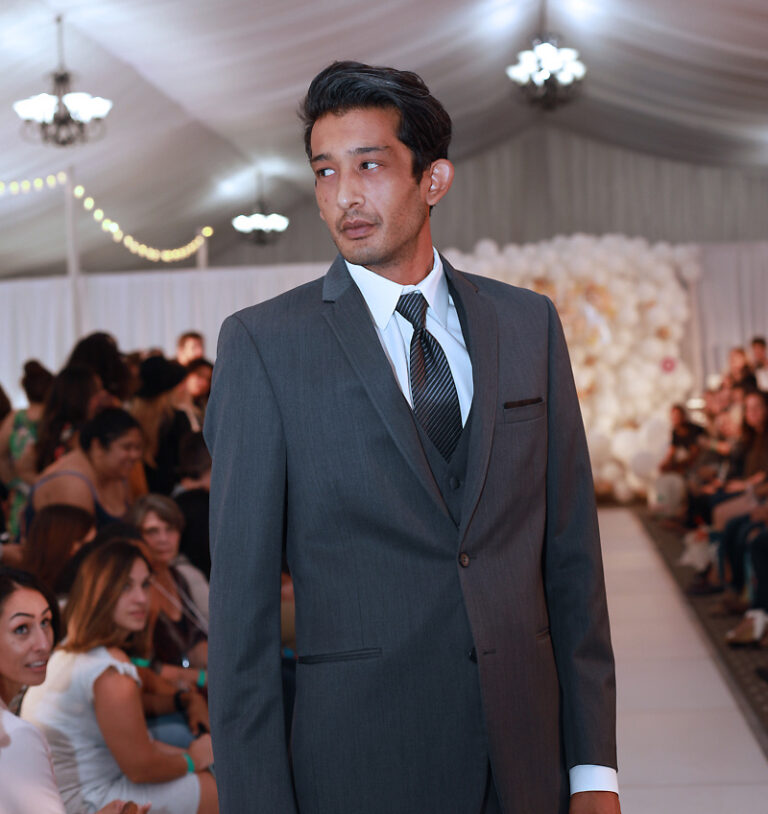 Michael Kors Charcoal Wedding Suit, Slim Fit