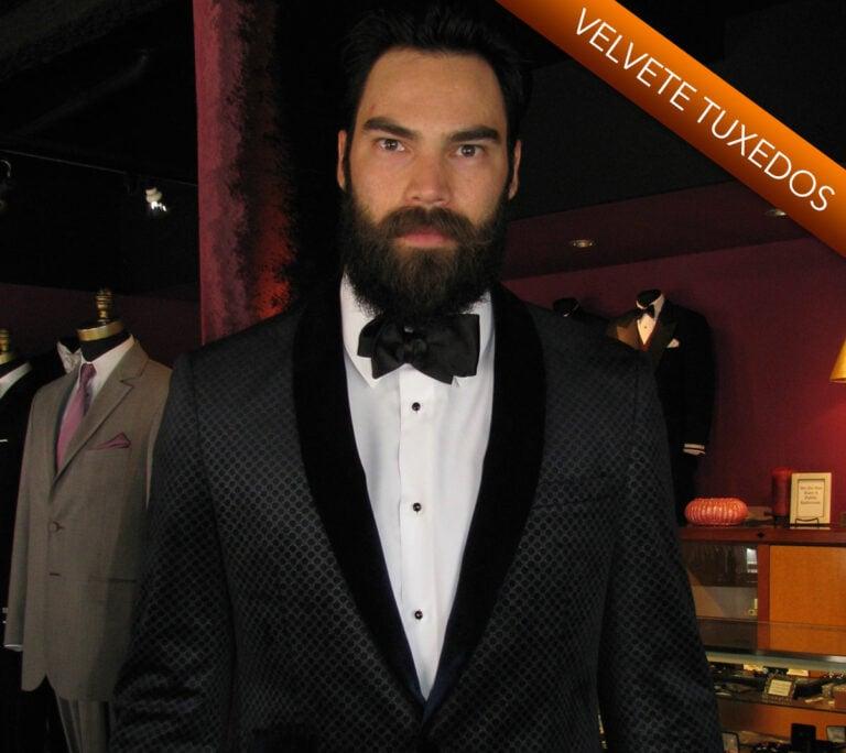 Velvet Tuxedos