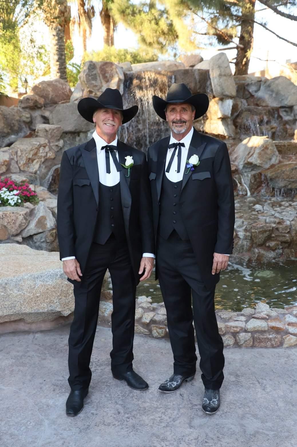 Western Tuxedos