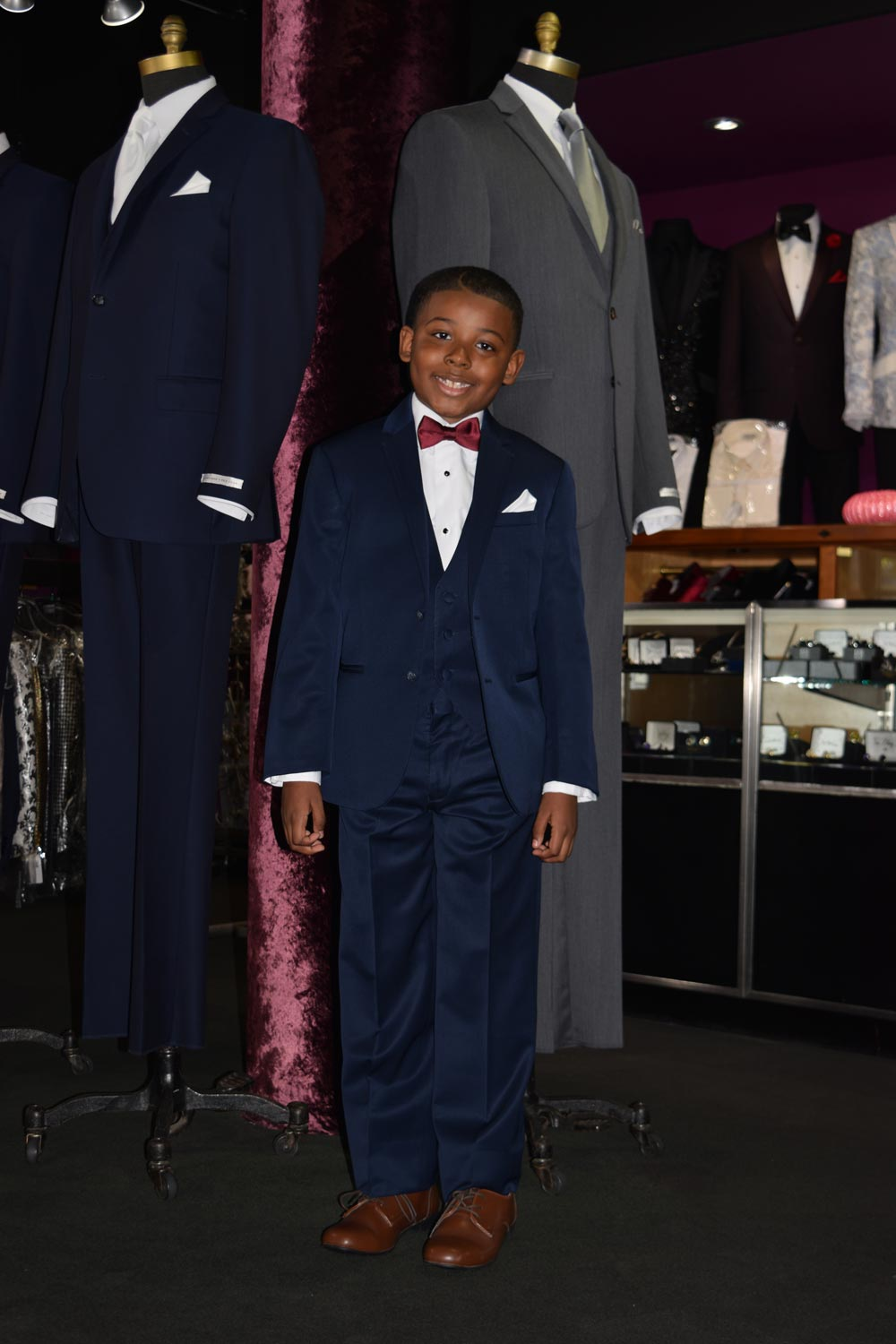 Children Suits and Tuxedos
